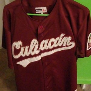 Tomateros jersey